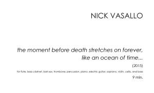 Pages from Nick Vasallo - the moment before death stretches on forever, like an ocean of time... (FULL SCORE) 1